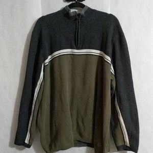 💥HP Men's Style💥Eddie Bauer zip sweater XXL Tall